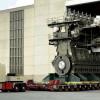 Самый большой в мире двигатель внутреннего сгорания