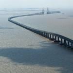 Ханчжоу - самый длинный морской мост в мире