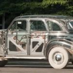 Pontiac Deluxe Six - прозрачная машина
