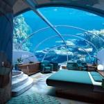 Poseidon Undersea Resort - отель на дне океана