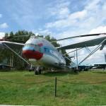 МИ-12 - самый большой вертолет в мире