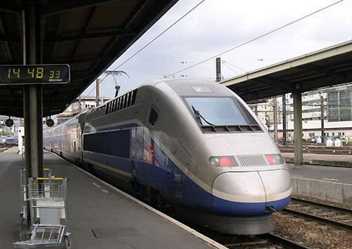 Самый быстрый рельсовый поезд в мире