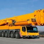 Самый большой кран в мире