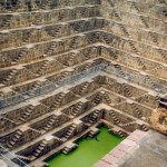 Ступенчатый колодец Chand Baori