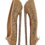 Туфли-пуанты с 20-сантиметровым каблуком