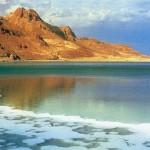 Мертвое море – уникальнейшее в мире