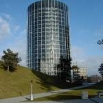 Самый большой многоэтажный паркинг в мире