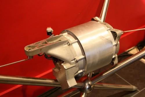 Харктеристики Электродвигатель Tesla Roadster Тип:Электродвигатель переменного тока Рабочее напряжение, V...