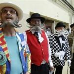 Чемпионат Европы по усам и бороде