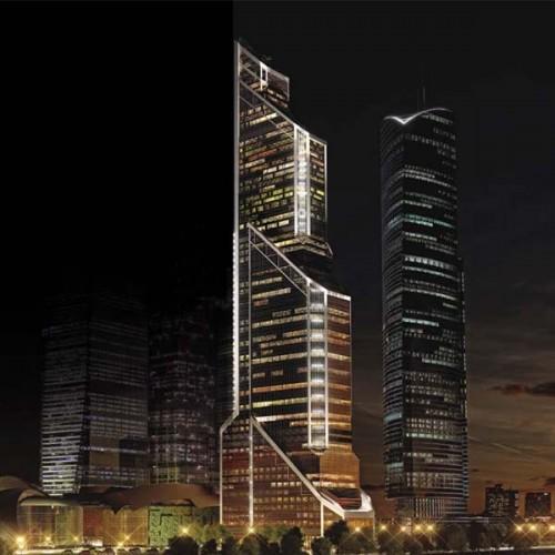 Самое большое здание в Москве