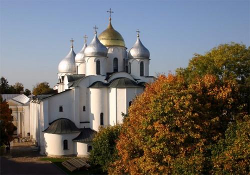 Новгород, Софийский Собор