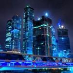 Москва-Сити самое большое здание столицы