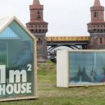 Самый маленький дом в мире - 1 кв. метр