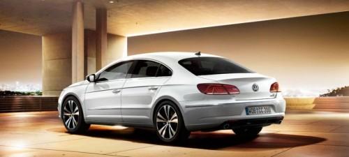 Купить Volkswagen Passat CC