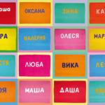 ТОП-5 популярных женских имен и их значения