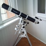Персональный телескоп – смотрим на звезды с друзьями и любимыми