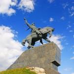 Уфа самый зелёный город России