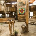 Самый большой деревянный дом