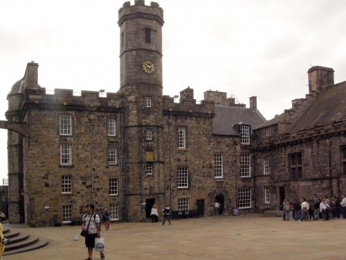 Замок Эдинбург