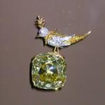 Алмаз Тиффани - самый дорогой камень
