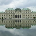 Венский дворец Хофбург