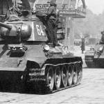 Самый массовый танк в мире