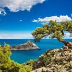 Крым - сказочный полуостров