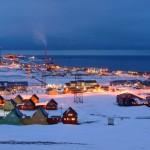 Самый северный город на земле