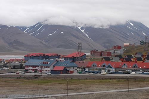 Самый северный город