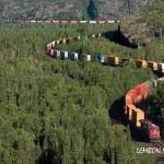 Самый длинный поезд в мире