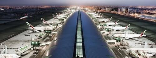 Огромный аэрапорт
