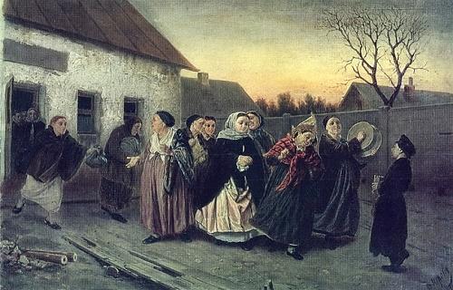 Авдотья Ламакина