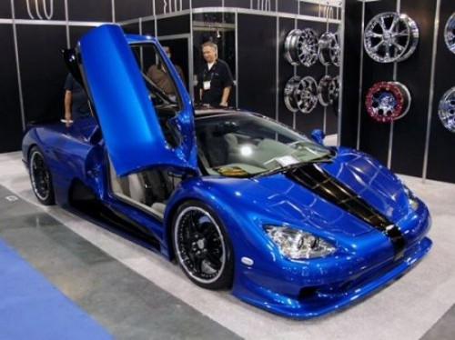 SSC Ultimate Aero 6.3 V-8