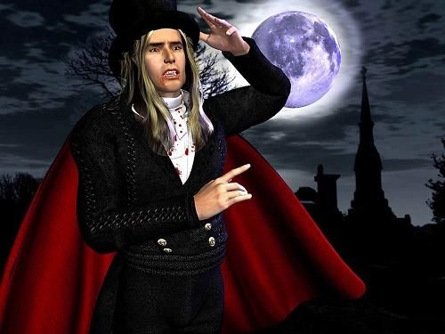 Существуют ли вампиры в реальности