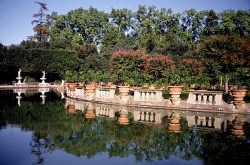 Сады Боболи, Флоренция