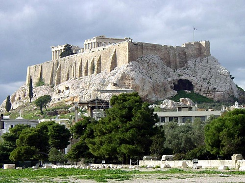 Акрополь, Афины