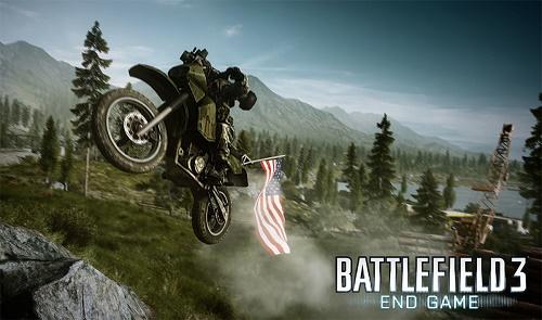 Компьютерная игра Battlefield 3