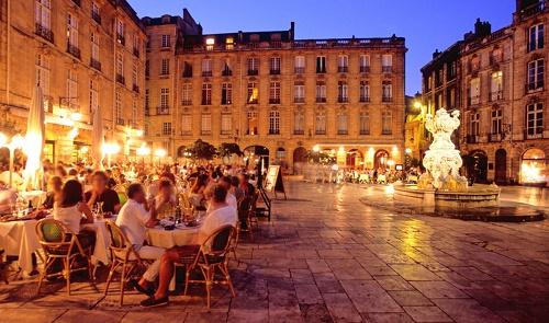 Исторические памятники города Бордо