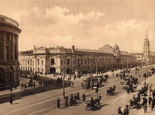 Экскурсии в Михайловский дворец