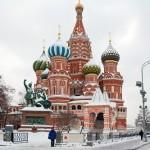 Москва - храмы русских побед