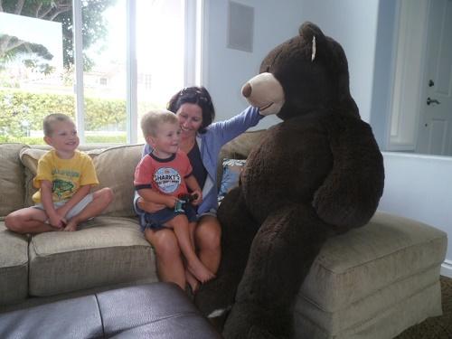 День плюшевого медведя
