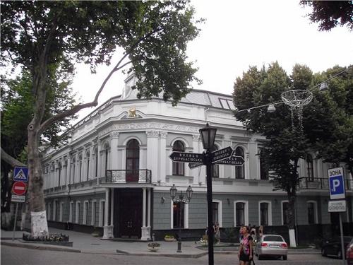 Самый старый дом в Одессе