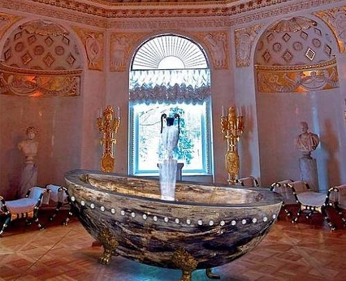 Самые дорогие ванны в мире