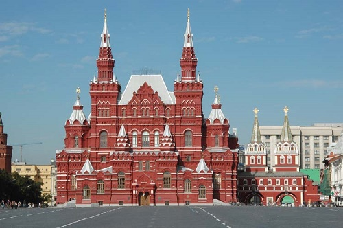 Исторический музей в МосквеИсторический музей в Москве