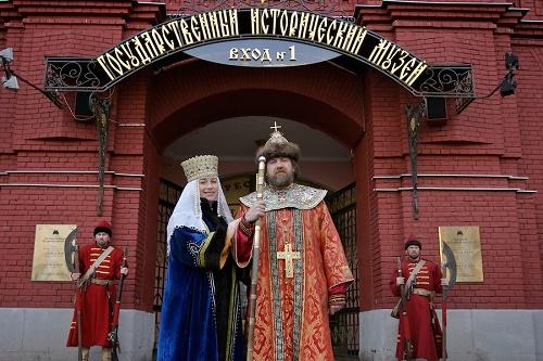 Исторический музей в Москве