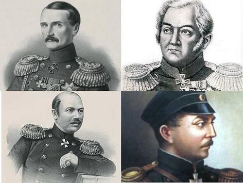 усыпальница адмиралов