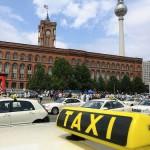 Заказ такси в Берлине