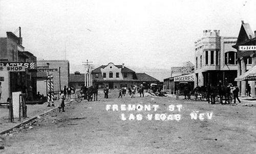 Лас Вегас город