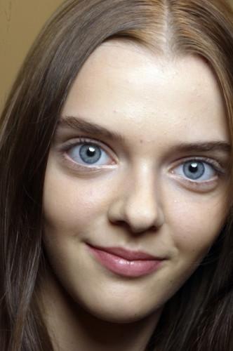 Самые большие глаза в мире