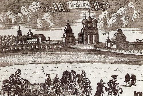 Храм Покрова Богородицы в Измайлове